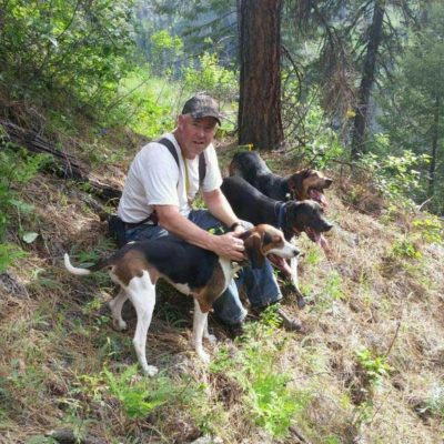 Hound Hunting for Black Bears in Idaho