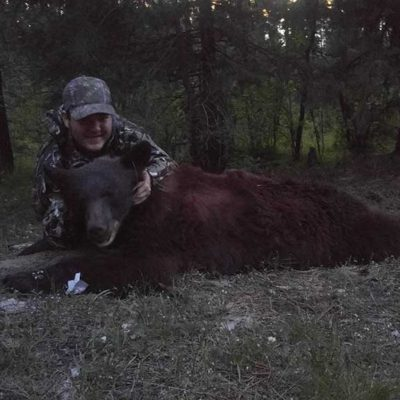 Spot and Stalk Black Bear Hunts