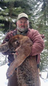 Cougar Mountain Lodge Idaho