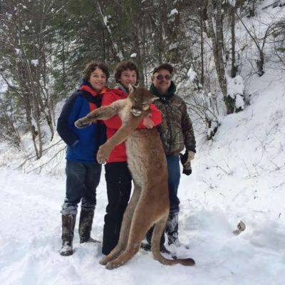 Idaho Cougar Hunt