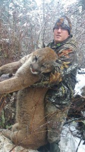 Idaho Mountain Lions are Boone and Crocket size
