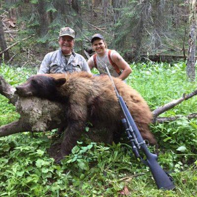 Baited Bear Hunts
