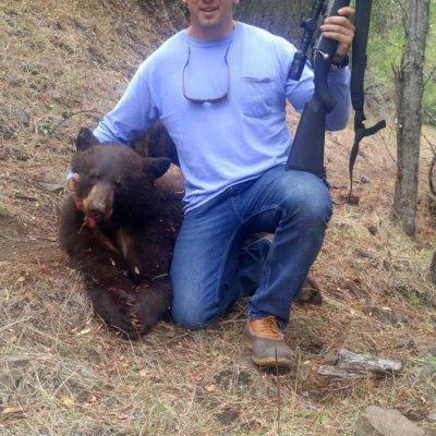 Guided Black Bear Hunts