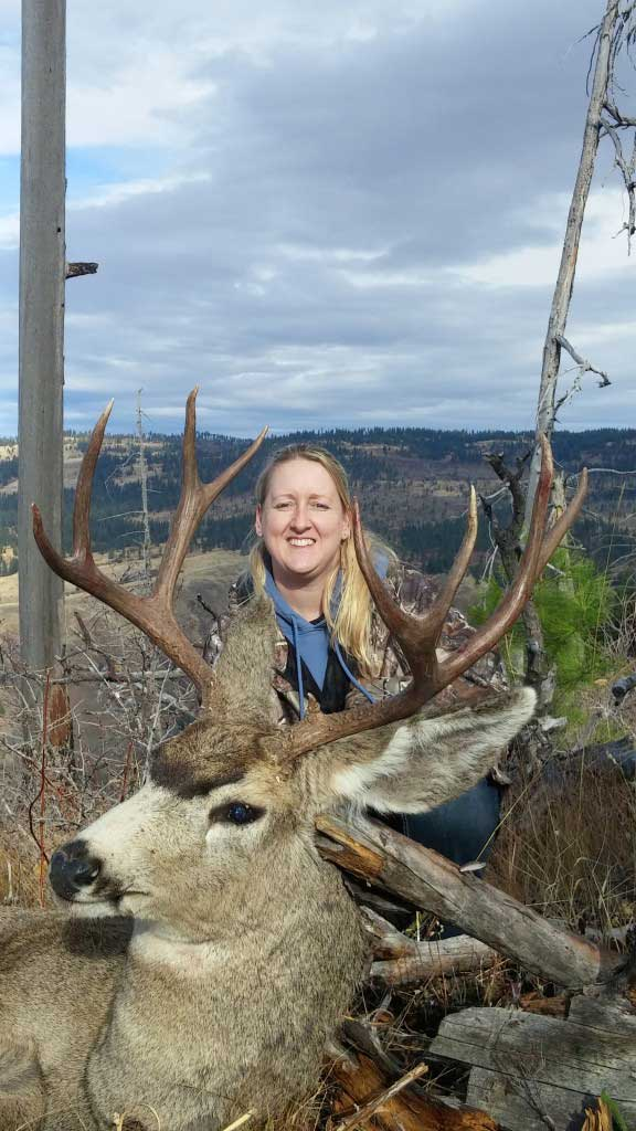 elk mule deer combo guided hunts by miles high outfitters