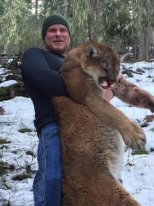 Idaho Mountain Lion Hunt