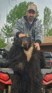 Idaho Black Bear Hunted in Spring